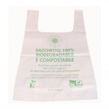 SHOPPERS SUPERBIO MAXI 30+20X60 pz 500